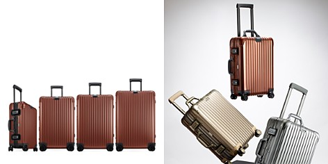 Rimowa Topas Copper Luggage Collection - 100% Exclusive - Bloomingdale's_2