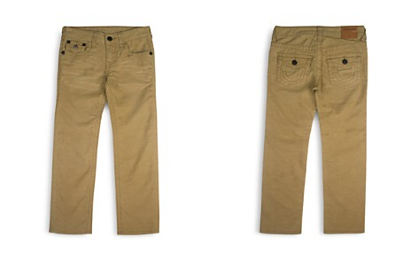 True Religion Boys' Geno Relaxed Slim Classic Cords - Little Kid, Big Kid - Bloomingdale's_2
