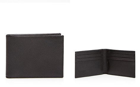 The Men's Store at Bloomingdale's Saffiano Bifold Wallet - 100% Exclusive_2