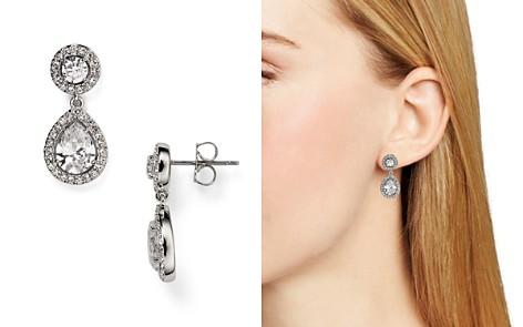 Nadri Swarovski Crystal Drop Earrings Bloomingdale S 2