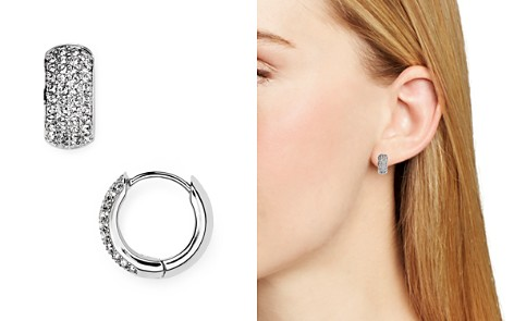 Nadri Pavé Hoop Earrings - Bloomingdale's_2