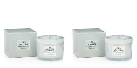 Voluspa Bourbon Vanille 11-Ounce Corta Maison Candle - Bloomingdale's Registry_2