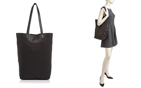 Baggu Basic Leather Tote - Bloomingdale's_2