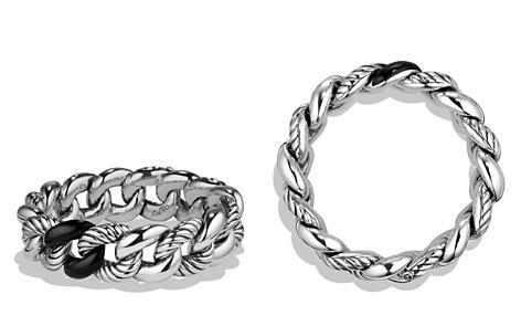 David Yurman Belmont Curb Link Bracelet with Black Onyx - Bloomingdale's_2