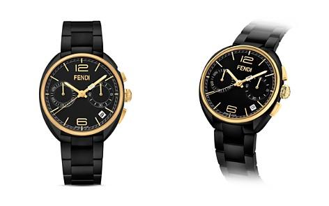 Momento Fendi Stainless Steel Watch, 40mm - Bloomingdale's_2
