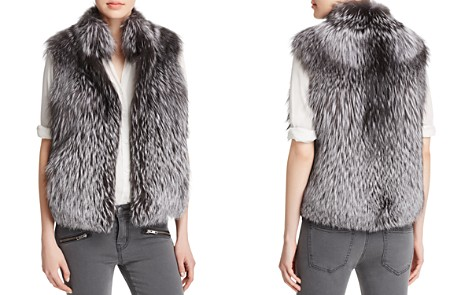 Maximilian Furs Chunky Fox Fur Vest - Bloomingdale's_2