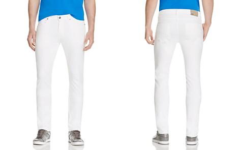 PAIGE Transcend Federal Slim Fit Jeans in Icecap - Bloomingdale's_2