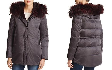 Dawn Levy Viv Apres Fur-Trim Down Coat - 100% Exclusive - Bloomingdale's_2