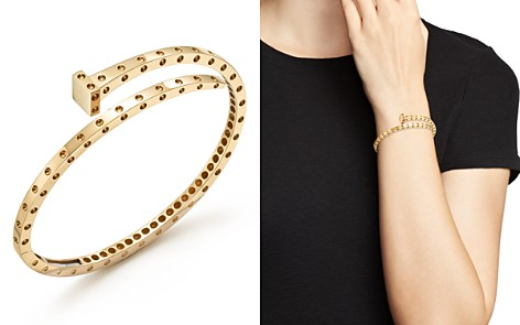 Roberto Coin 18K Yellow Gold Pois Moi Chiodo Bangle - 100% Exclusive - Bloomingdale's_2