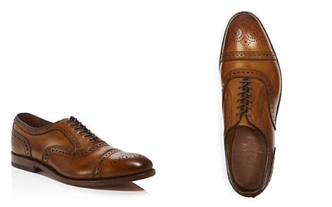Allen Edmonds Strand Cap Toe Oxfords - Bloomingdale's_2