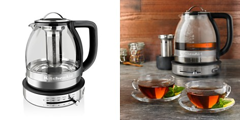 KitchenAid 1.5 Liter Glass Tea Kettle #KEK1322SS - Bloomingdale's_2