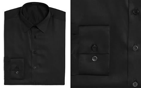 Vardama Astor Place Solid Stain Resistant Regular Fit Dress Shirt - Bloomingdale's_2