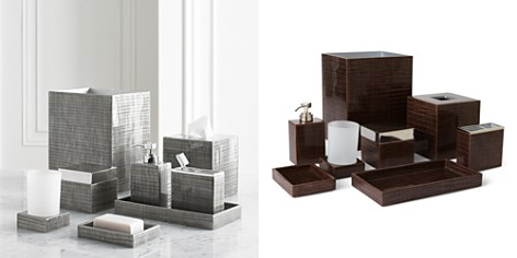 Kassatex Delano Bath Accessories - Bloomingdale's_2