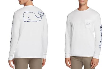 Vineyard Vines Whale Graphic Long Sleeve Pocket Tee - Bloomingdale's_2