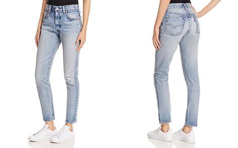 Levi's 501® Selvedge Skinny Jeans in Summer Dune - Bloomingdale's_2