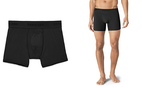 Tommy John Second Skin Trunks - Bloomingdale's_2