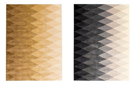 GRIT&ground Harlequin Area Rug Collection - Bloomingdale's_2
