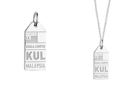 Jet Set Candy KUL Kuala Lampur Malaysia Luggage Tag Charm - Bloomingdale's_2