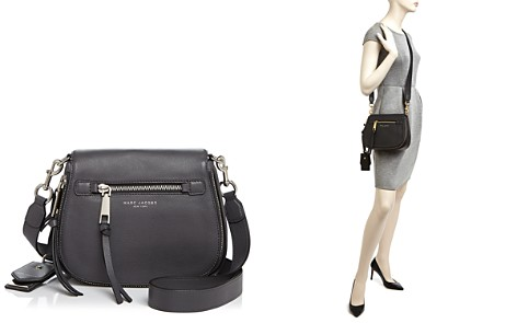MARC JACOBS Recruit Nomad Small Leather Saddle Bag - Bloomingdale's_2