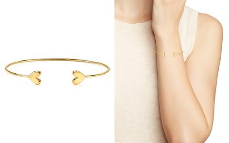 Argento Vivo Heart Cuff Bracelet - Bloomingdale's_2