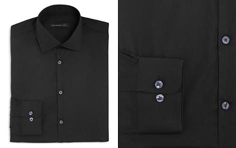 John Varvatos Star USA Solid Stretch Slim Fit Dress Shirt - Bloomingdale's_2