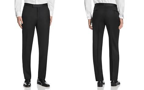 Ted Baker Josh Slim Fit Tuxedo Pants - 100% Exclusive - Bloomingdale's_2