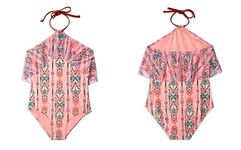 Gossip Girl Girls' Desert Moon Swimsuit - Big Kid - Bloomingdale's_2