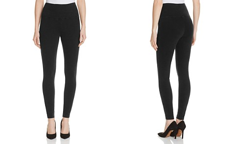 Lyssé High Waist Denim Leggings - Bloomingdale's_2