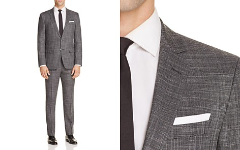 BOSS Hugo Boss Tonal Slub Weave Slim Fit Suit - Bloomingdale's_2