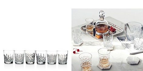 Waterford Lismore Connoisseur Heritage Double Old Fashioned, Set of 6 - Bloomingdale's_2