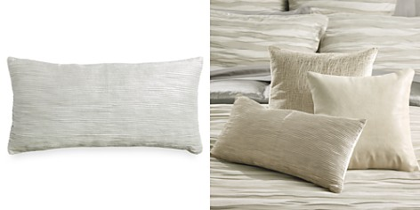 "Donna Karan Tidal Corded Decorative Pillow, 11"" x 22"" - Bloomingdale's_2"