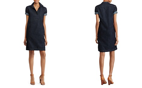 Lauren Ralph Lauren Denim Shirt Dress - Bloomingdale's_2