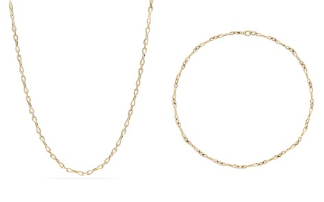 David Yurman Continuance Necklace in 18K Yellow Gold - Bloomingdale's_2