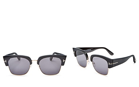 Tom Ford Dakota Square Sunglasses, 54mm - Bloomingdale's_2