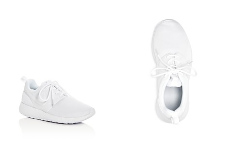 Nike Girls' Rosherun Lace Up Sneakers - Big Kid - Bloomingdale's_2
