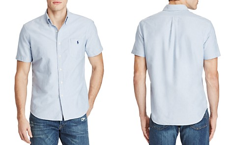 Polo Ralph Lauren Cotton Oxford Classic Fit Button-Down Shirt - Bloomingdale's_2