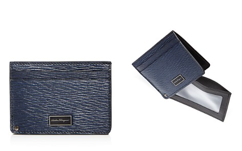 Business card holder bloomingdales salvatore ferragamo revival 30 card case with id bloomingdales2 colourmoves