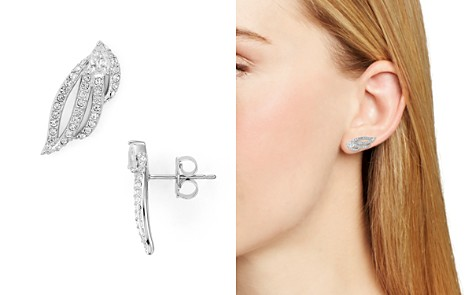 Nadri Heather Climber Stud Earrings - Bloomingdale's_2