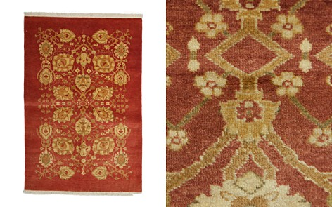 """Valley Collection Oriental Rug, 4'2"""" x 6'1"""" - Bloomingdale's_2"""