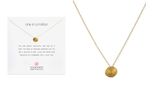 "Dogeared One in a Million Pendant Necklace, 16"" - Bloomingdale's_2"