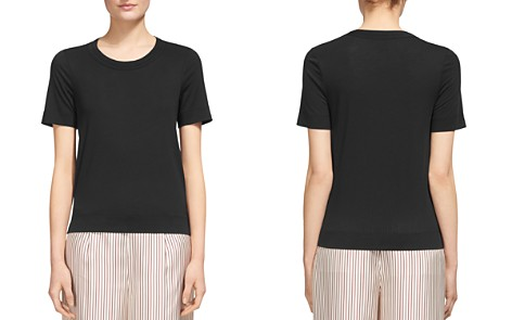 Whistles Rosa Double-Trimmed Tee - Bloomingdale's_2