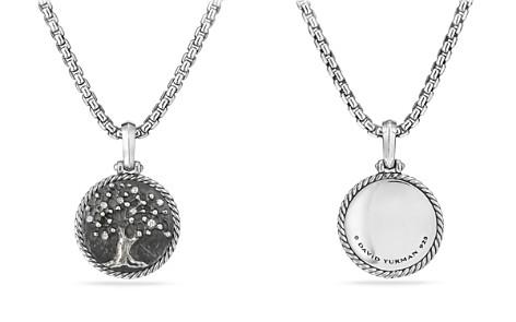 David Yurman Tree of Life Amulet with Diamonds - Bloomingdale's_2