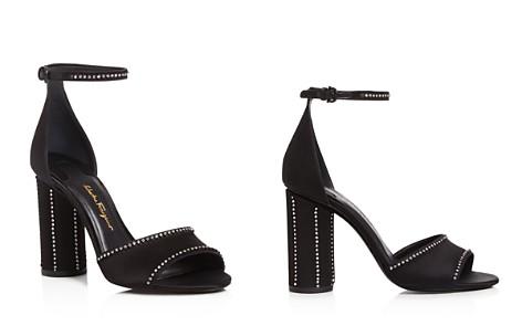 Salvatore Ferragamo Embellished Ankle Strap High Heel Sandals - Bloomingdale's_2