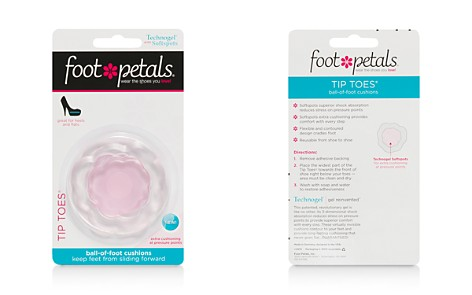 Foot Petals Technogel® with Softspots Tip Toes Cushions - Bloomingdale's_2