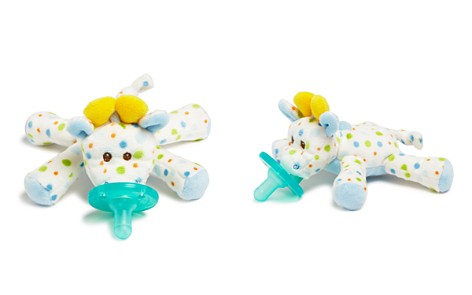 Mary Meyer Little Stretch Giraffe WubbaNub Pacifier - Bloomingdale's_2
