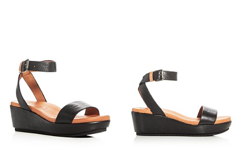 Gentle Souls Morrie Leather Ankle Strap Platform Wedge Sandals - Bloomingdale's_2