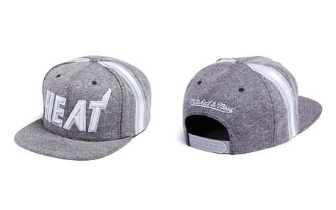 MITCHELL & NESS Miami Heat Fleece NBA Hat - 100% Exclusive - Bloomingdale's_2