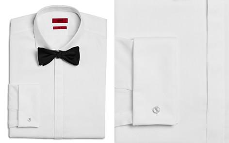 HUGO Matthew Sharp Fit - Regular Fit Tuxedo Shirt - Bloomingdale's_2