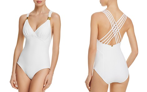 Amoressa Only Live Twice Horizon One Piece Swimsuit - Bloomingdale's_2