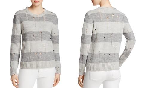 IRO.JEANS Distressed Stripe Sweater - Bloomingdale's_2